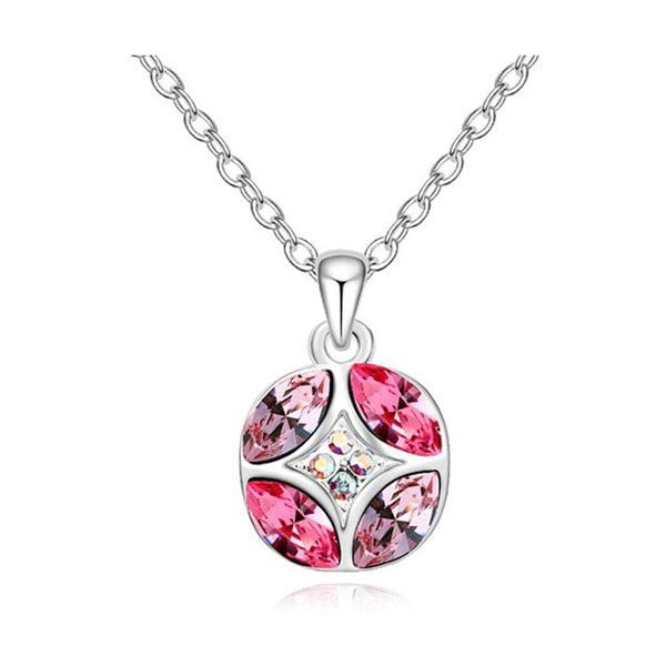 Naszyjnik z kryształami Swarovski Elements Crystals Liliane