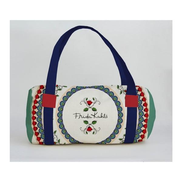 Frida Mandala táska kevert pamutból - Madre Selva