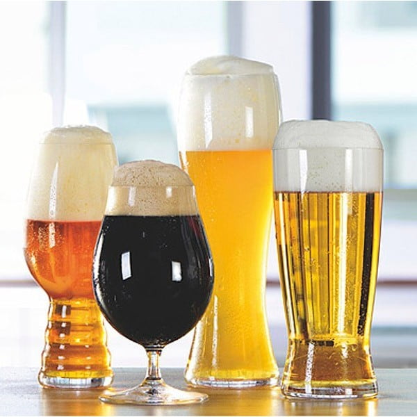 Sada 4 sklenic na pivo Tasting Kit