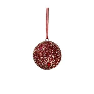 Vánoční závěsná ozdoba s perlami Butlers Hang on, ⌀ 5 cm