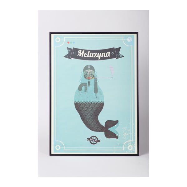 Plakát Brambla Meluzyna