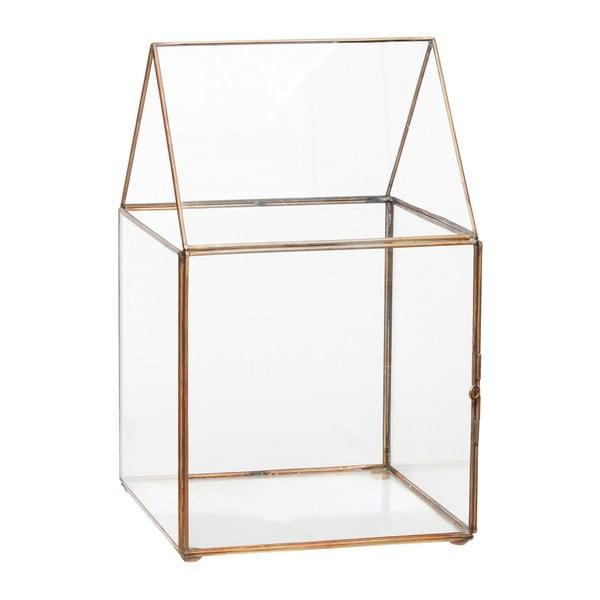 Terariu din sticlă  Hübsch Anastasia