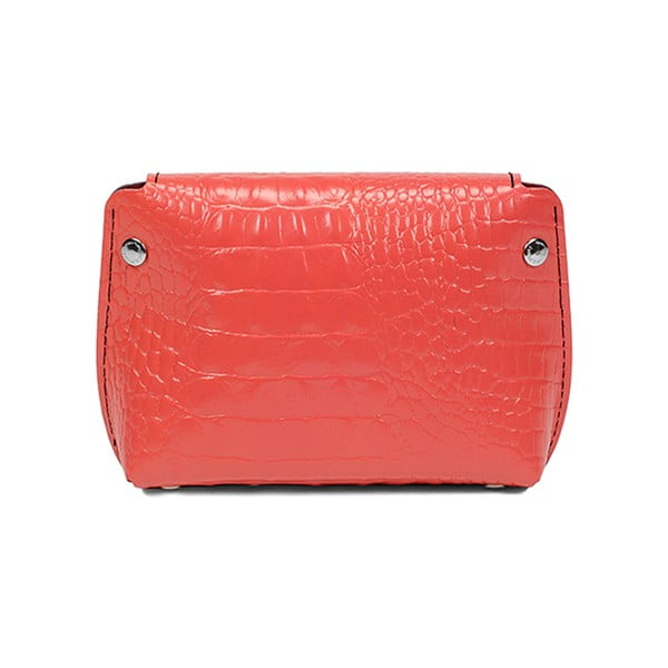 Kabelka Milly Crocodile Red