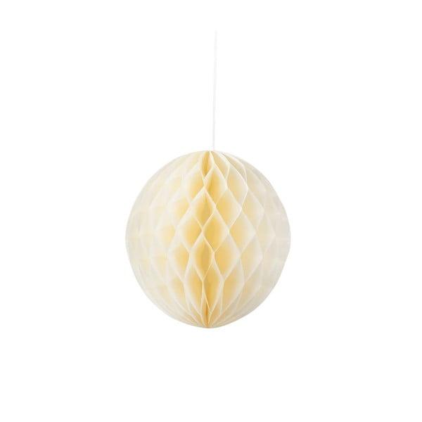 Papírové dekorace Honeycomb Blossom, 3 kusy