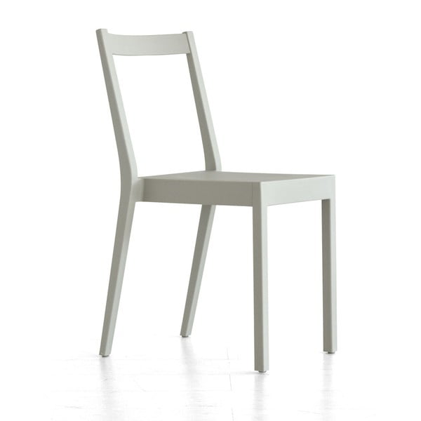 Jídelní židle Kent, světle šedá