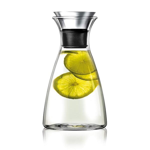 Karafa s drip-free okrajem 1 l se 4 skleničkami