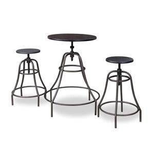 Set barového stolku a 2 stoliček Signal Tabgo
