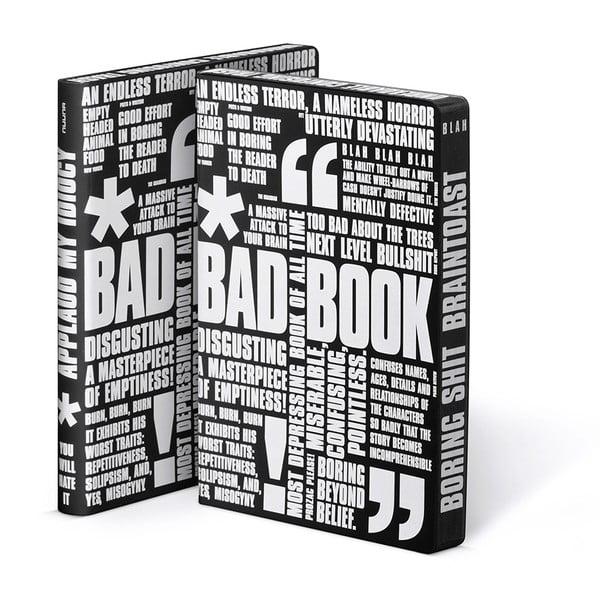 Zápisník Nuuna Bad Book, velký