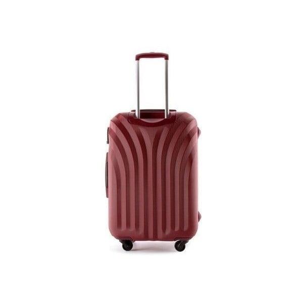 Kufr Light PC 24', červený