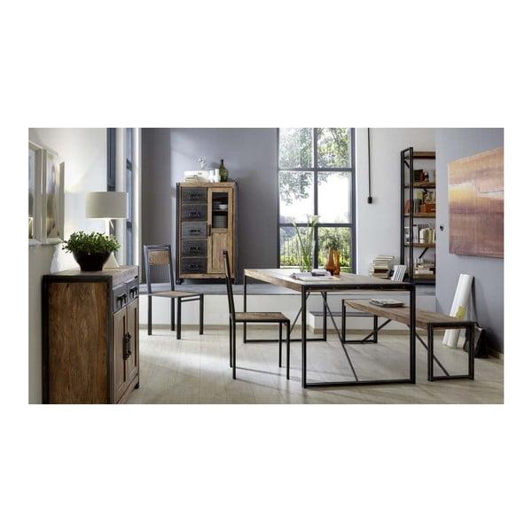 Stůl Rustic Brown