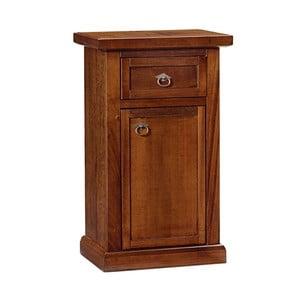 Comodă din lemn cu ușă și sertar Castagnetti Legno