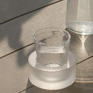 Termoizolační obal na skleničku Porta Bi, transparentní