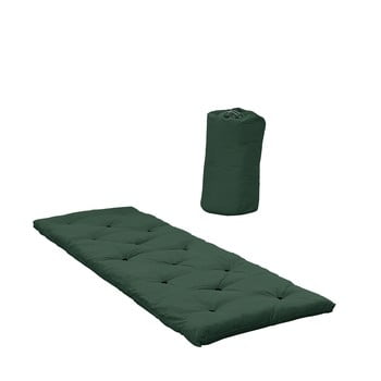 Pat pentru oaspeți tip saltea Karup Design Bed in a Bag Forest Green de la Karup Design