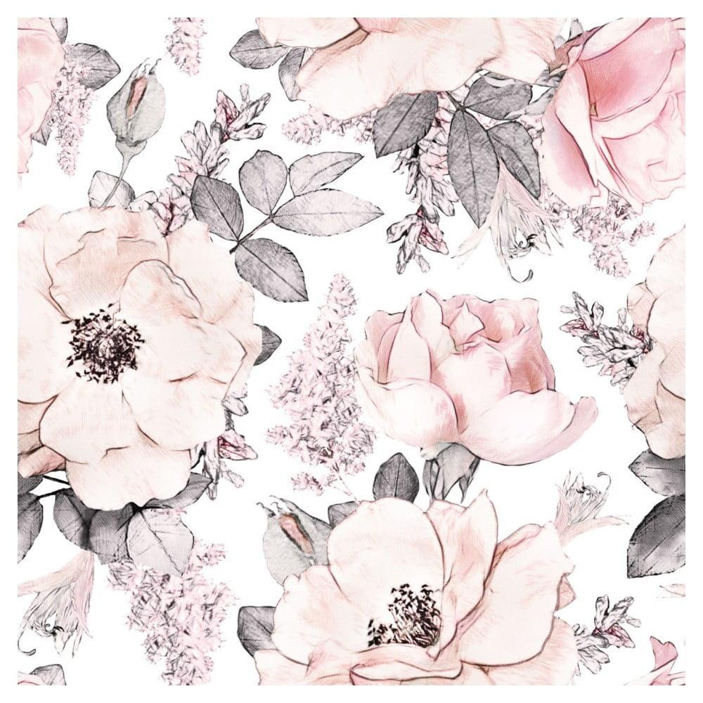 Tapeta na zeď Dekornik Magnolias Garden, 100 x 280 cm