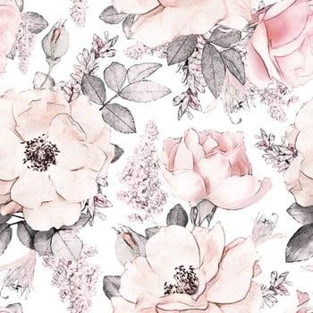 Tapet Dekornik Magnolias Garden, 100 x 280 cm imagine