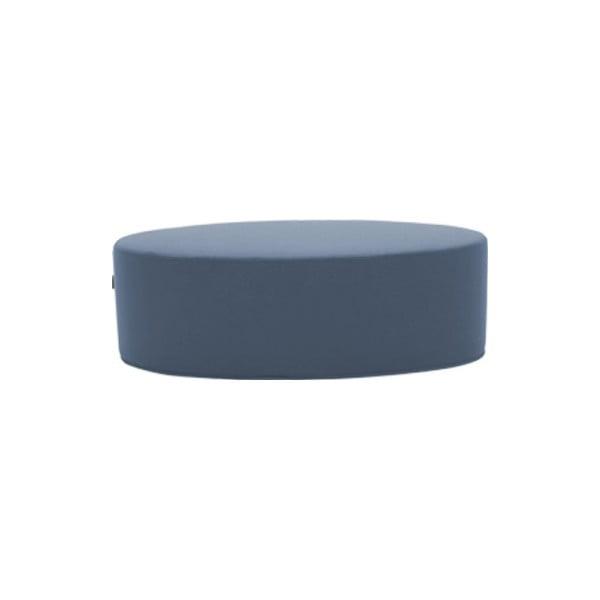 Modrý puf Softline Bon-Bon Vision Blue, délka 60 cm