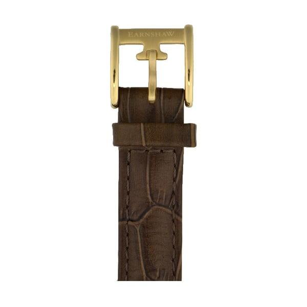 Dámské hodinky Thomas Earnshaw Longitude Brown