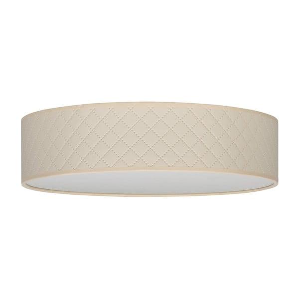 Trece krémszínű mennyezeti lámpa, ⌀ 40 cm - Bulb Attack