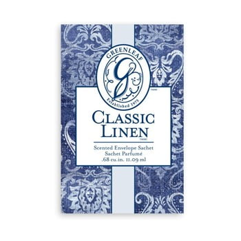 Săculeț parfumat Greenleaf Classic Linen, mic de la Greenleaf