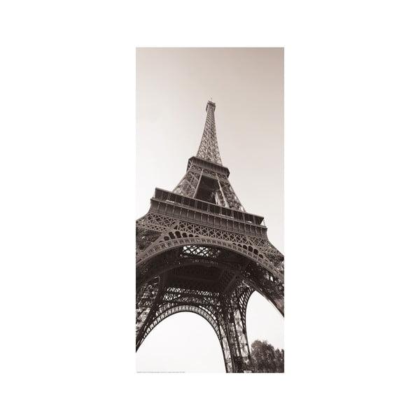 Samolepka na dveře Eiffelovka