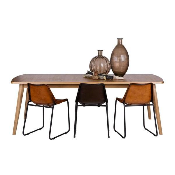 Dřevěný jídelní stůl De Eekhoorn Oxford