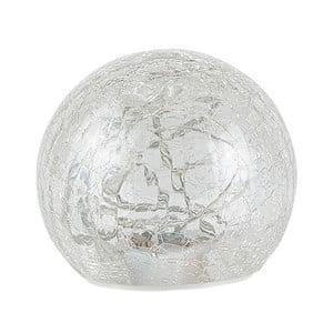 Dekorační koule s LED světlem Villa Collection, 8,5 cm