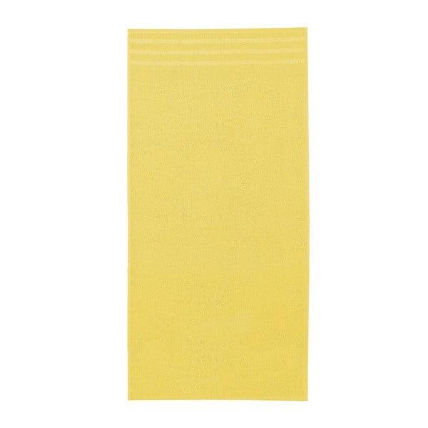 Osuška - žlutá, 70x140 cm
