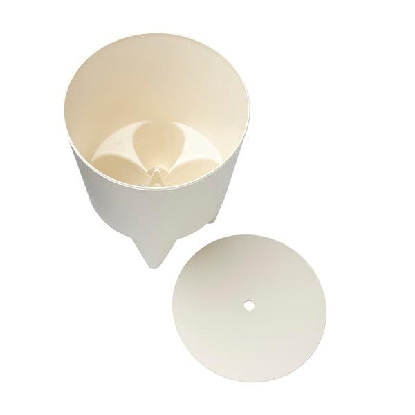 Univerzální stolek/koš/chladič na led Bubu, světle béžový