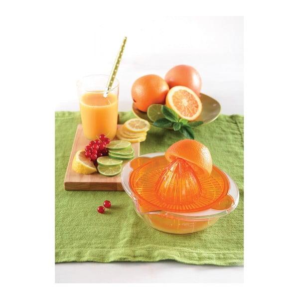 Storcător manual pentru citrice Snips Citrus Juicer, portocaliu
