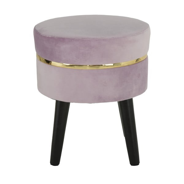 Pudrově růžová stolička Mauro Ferretti Paris