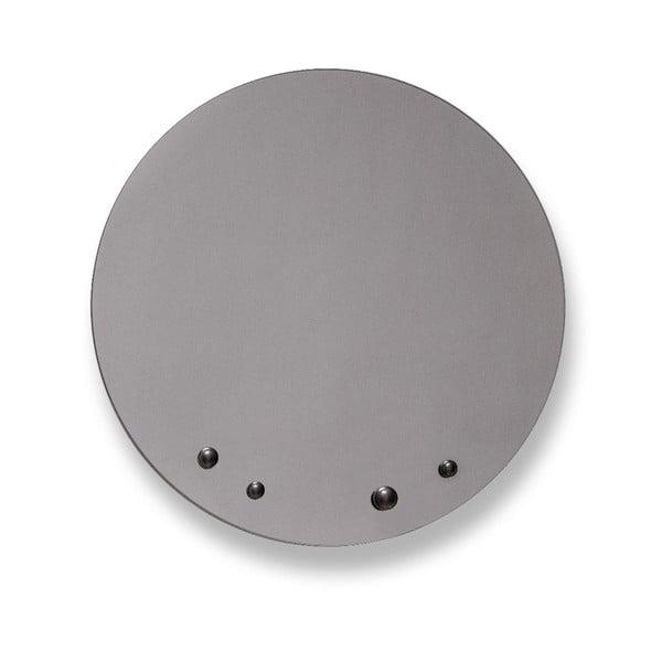 Zrcadlo v šedé barvě EMKO Dew, ø70cm