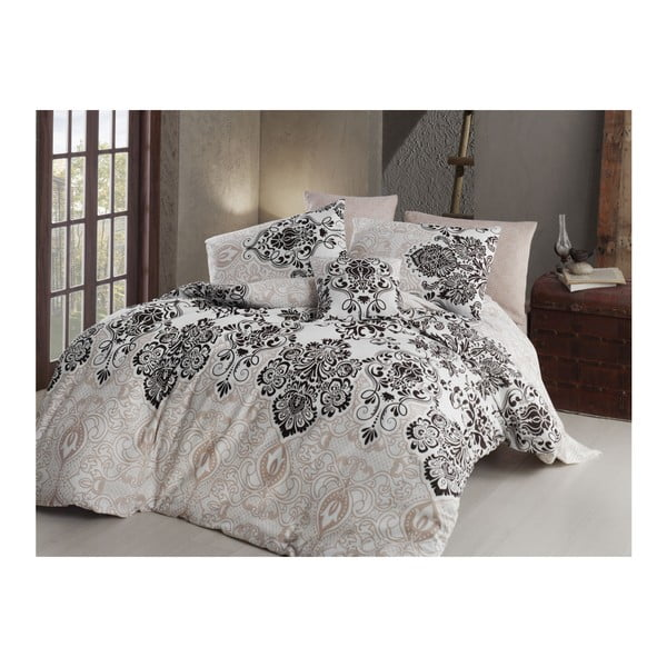 Lenjerie de pat cu cearșaf Luxury, 200 x 220 cm