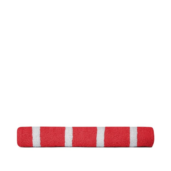 Osuška Menton Red, 70x140 cm