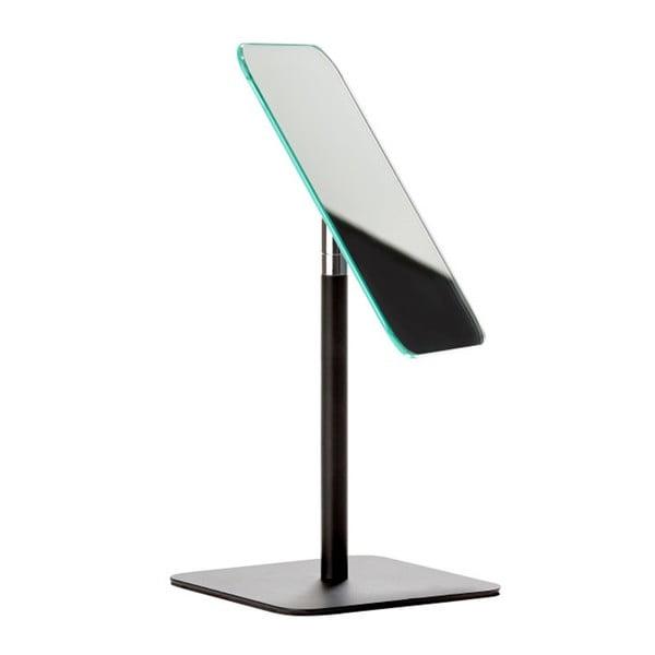 Pretty fekete asztali tükör - Zone