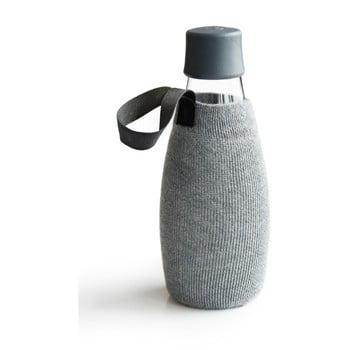 Husă pentru sticlă ReTap, 500 ml, gri imagine