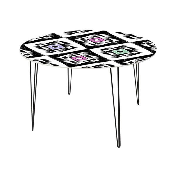 Jídelní stůl Aztec Diamond, 120 cm