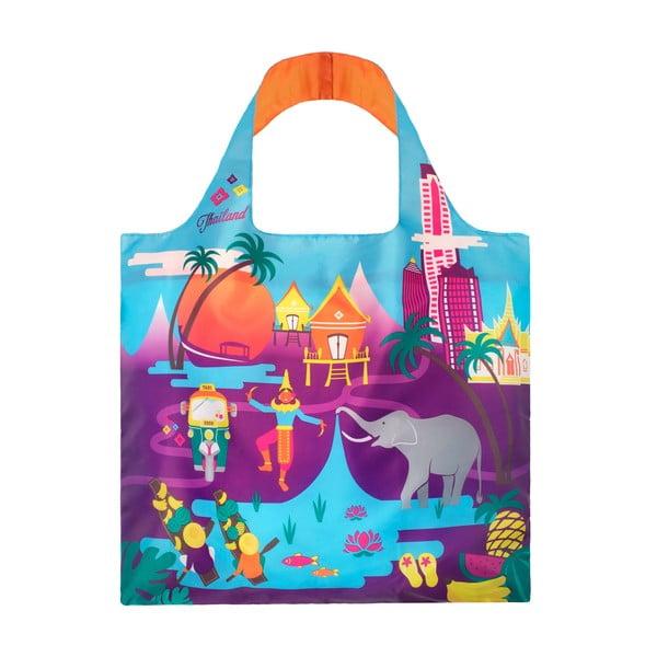 Skládací nákupní taška Thailand