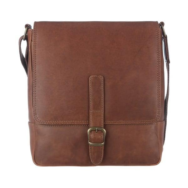 Kožená taška Jolly Brown