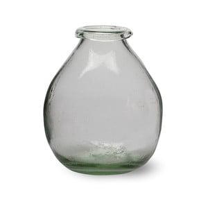 Váza z recyklovaného skla Vase, 13 cm