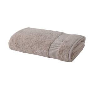 Béžový bavlněný ručník Bella Maison Simple,50x90cm