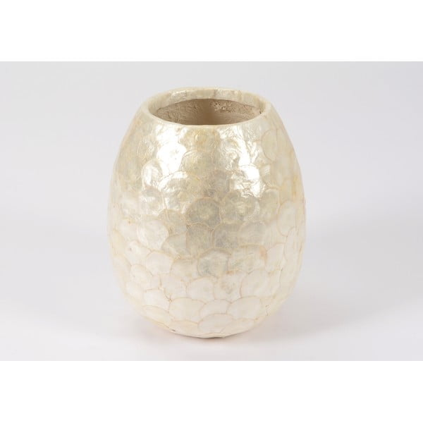 Váza Pearly Vase, 41 cm