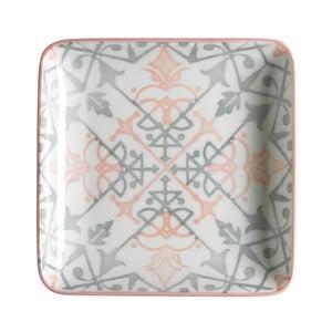 Sada 6 servírovacích talířů Culinary Delight Ornament, 12,5x12,5cm