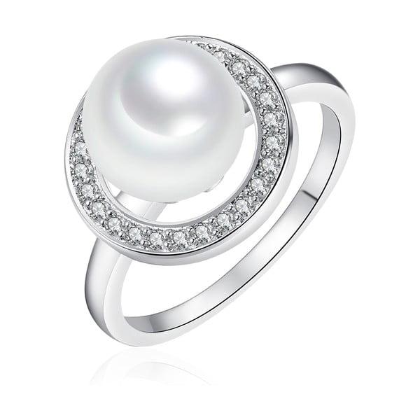 Perlový prsten Pearls Of London Sea, 1.5 cm
