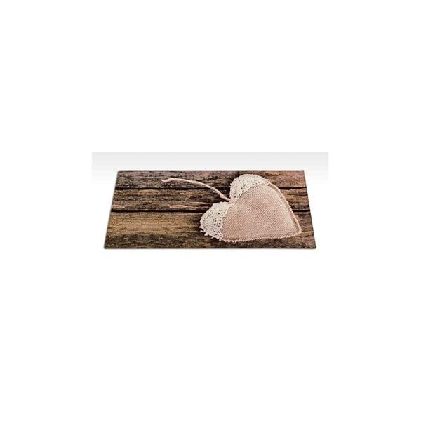 Vysoce odolný kuchyňský koberec Webtappeti Coure,60x140cm