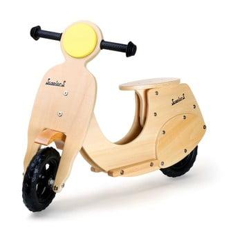 Motocicletă din lemn pentru copii Legler Wespe imagine