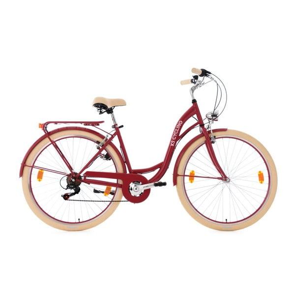 Kolo City Bike Balloon Violett 28'', výška rámu 48 cm