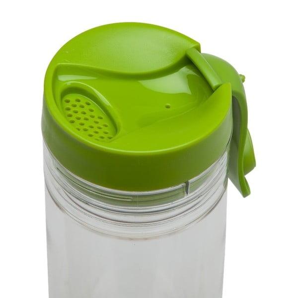Hrnek s infusérem na čaj Aladdin 350 ml, zelený
