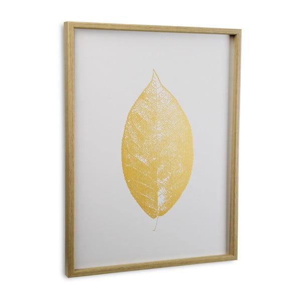 Obraz v rámu Versa Leaf no. 2, 45x60cm