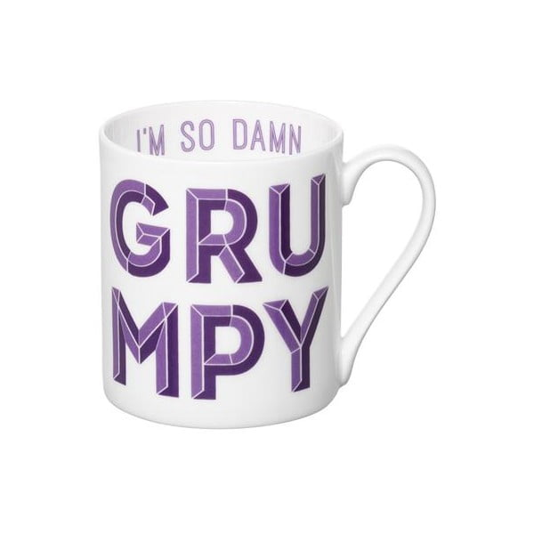 Hrnek Grumpy