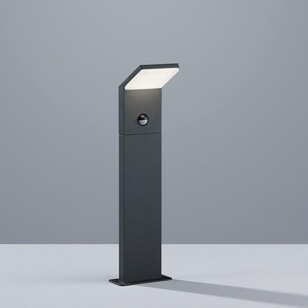 Venkovní stojací světlo s pohybovým čidlem Pearl Antracit, 50 cm